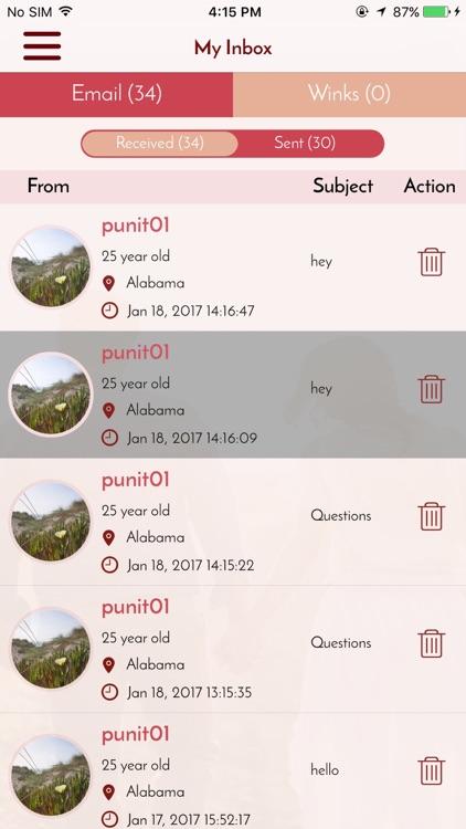 OnDaySix Christian Dating App screenshot-3
