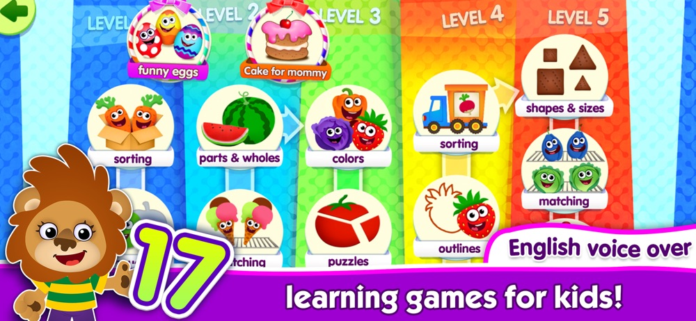 Learning Games 4 Kids Toddlers Cheat Codes