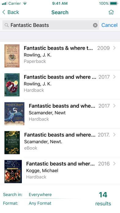 East Riding Libraries screenshot three
