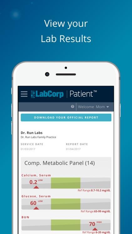LabCorp | Patient