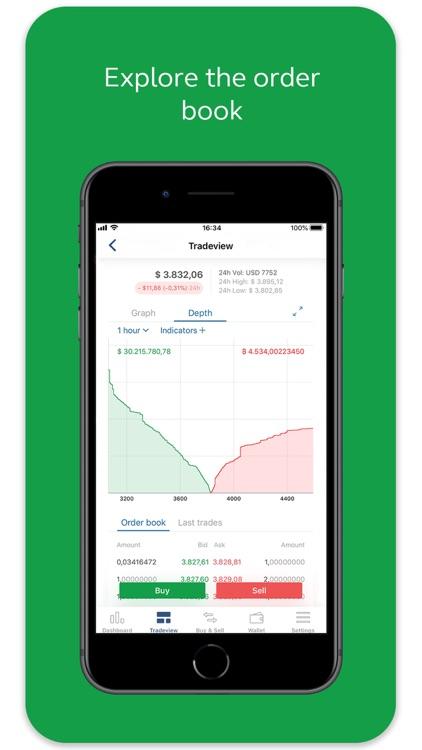 Bitstamp – safe crypto trading screenshot-6