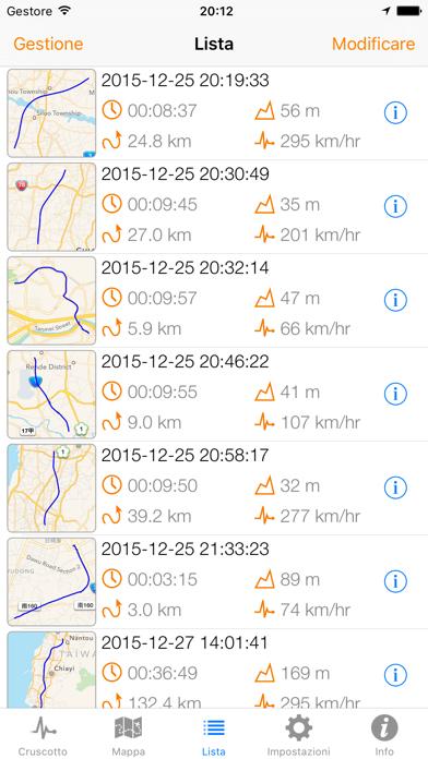 Screenshot of Speedometer Pro +2