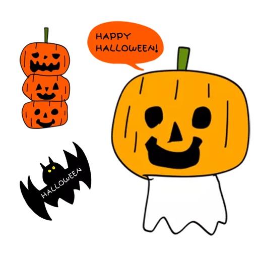 Haunted Halloween Sticker