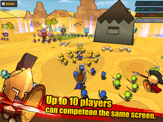 MiniWarriors.io screenshot 10