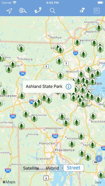 Massachusetts State Parks_