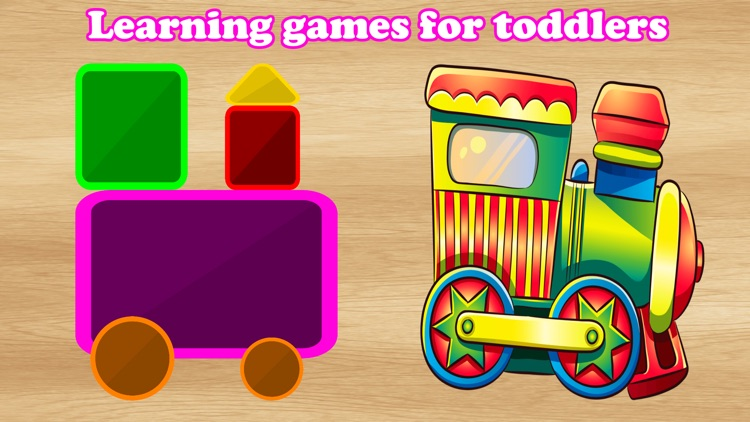 Toddler Games for 3 year olds'