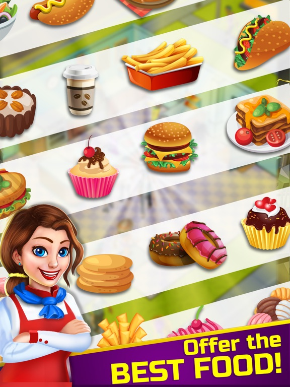 Mommy Chef : Idle Cafe Story screenshot 7