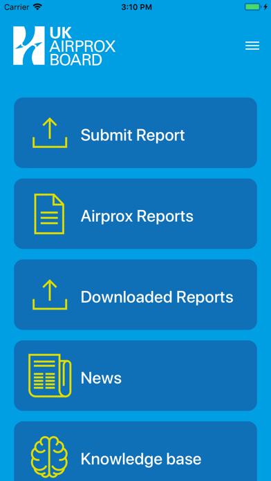 UKAB Reports screenshot one