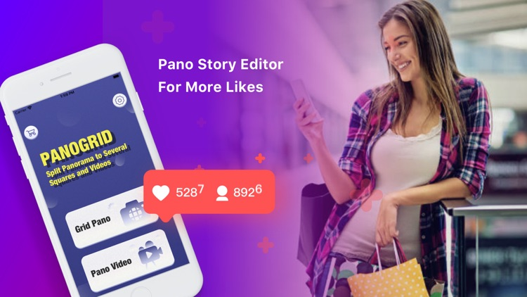 Likes Boom on Video - PANOGRID