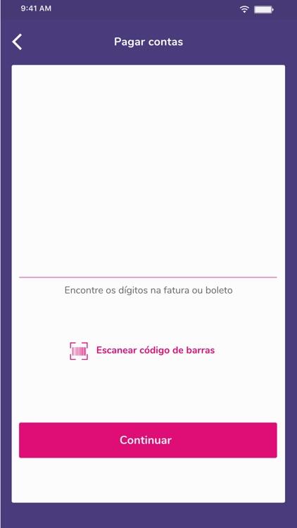 Banco BIG - Conta Digital screenshot-4