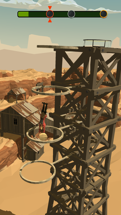 Cowboy Flip 3D screenshot 5
