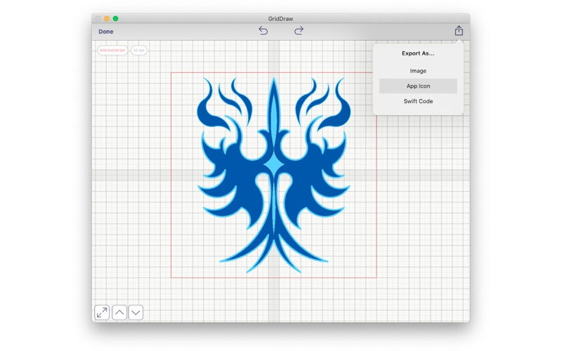 Grid Draw for Mac