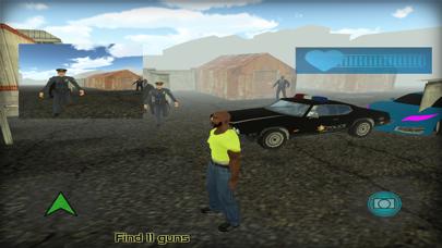 Driving police theft simulator screenshot 4