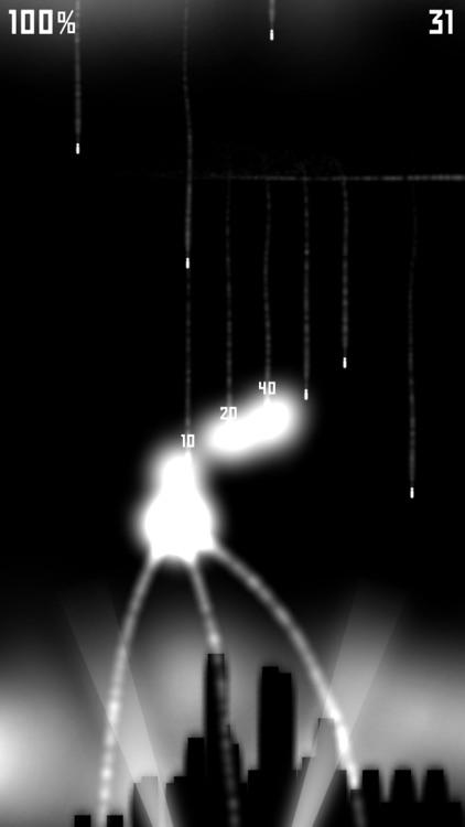 Bomb: A Modern Missile Command screenshot-3
