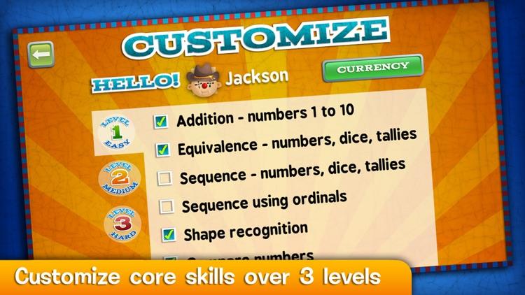 Marble Math Junior