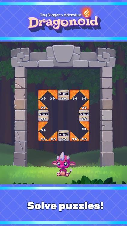 Dragonoid Block Breaker screenshot-3