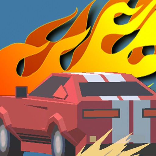 Fire Drift: Drifting Cars Race iOS App