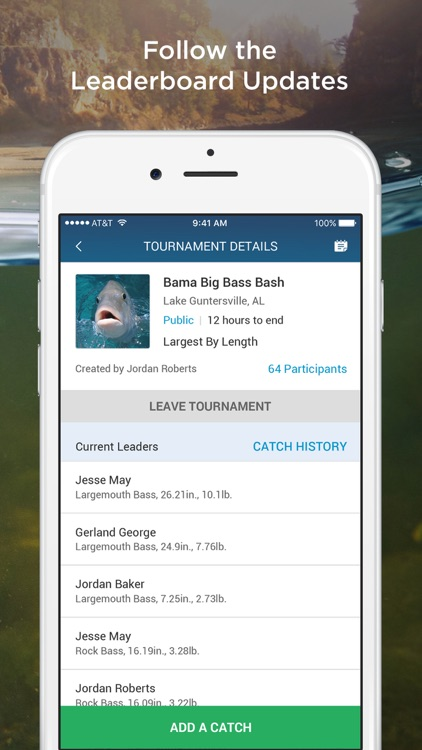 iCatch - Social Fishing App screenshot-3