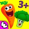 儿童游戏2:婴幼儿早教育和宝宝益智游戏少儿拼图3岁-6