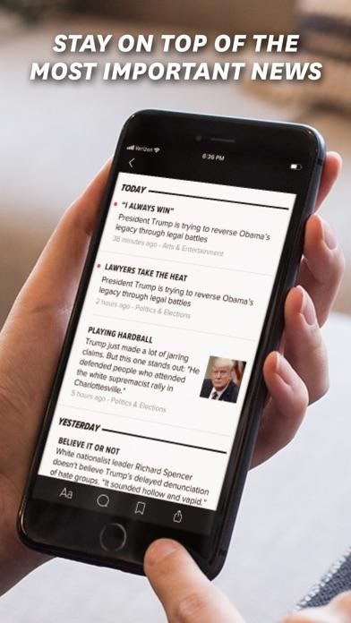 Huffpost review screenshots