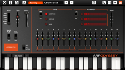 ARP ODYSSEi Screenshots
