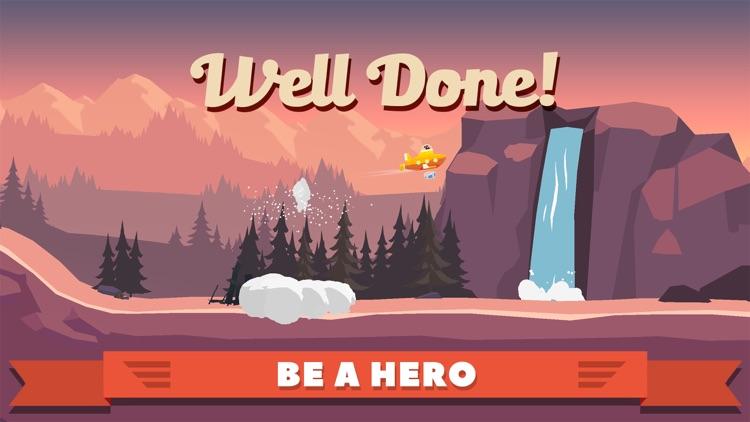Rescue Wings! screenshot-3