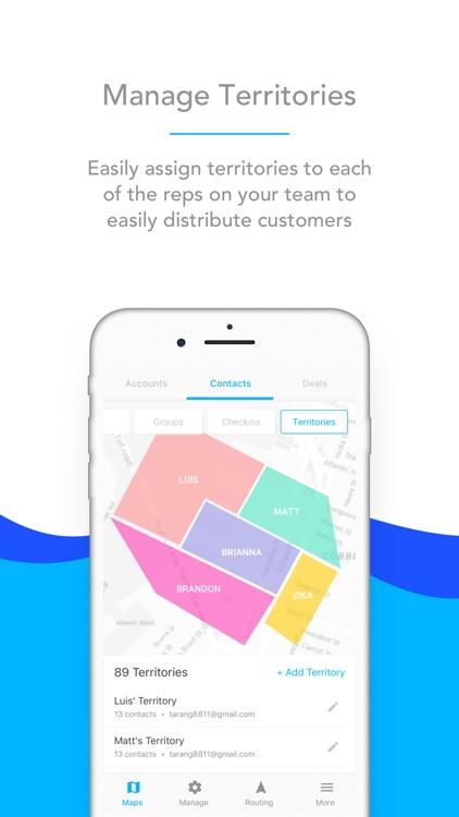 Map My Customers Field Planner screenshot-4