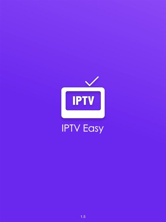 Screenshot #4 pour IPTV Easy - m3u Playlist