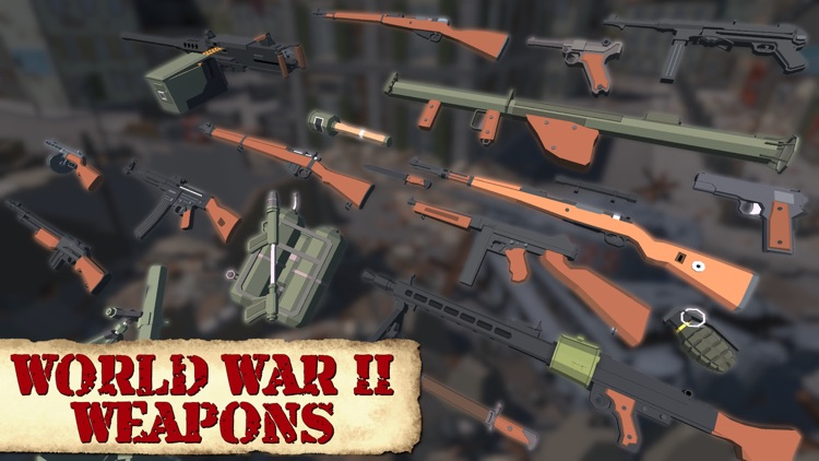 World War II Polygon screenshot-4
