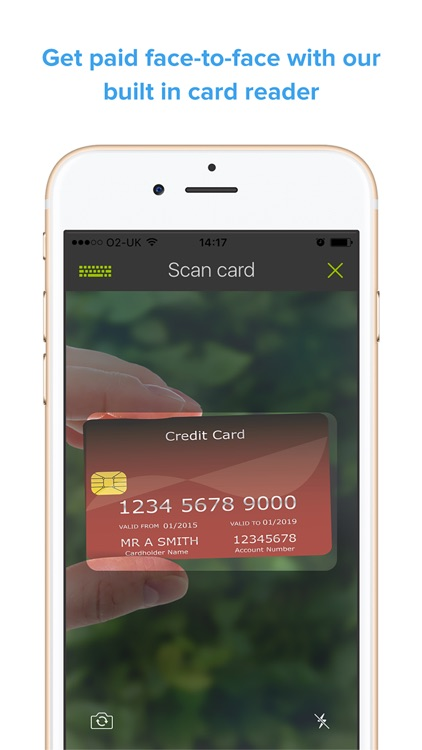 SmartTrade App - Card Payments