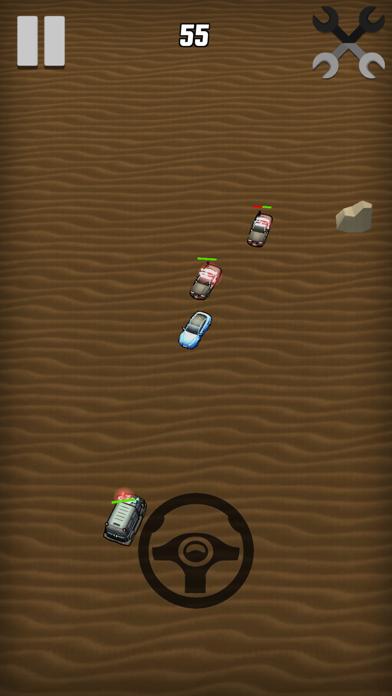 Little Drifter vs Police Cops screenshot 1