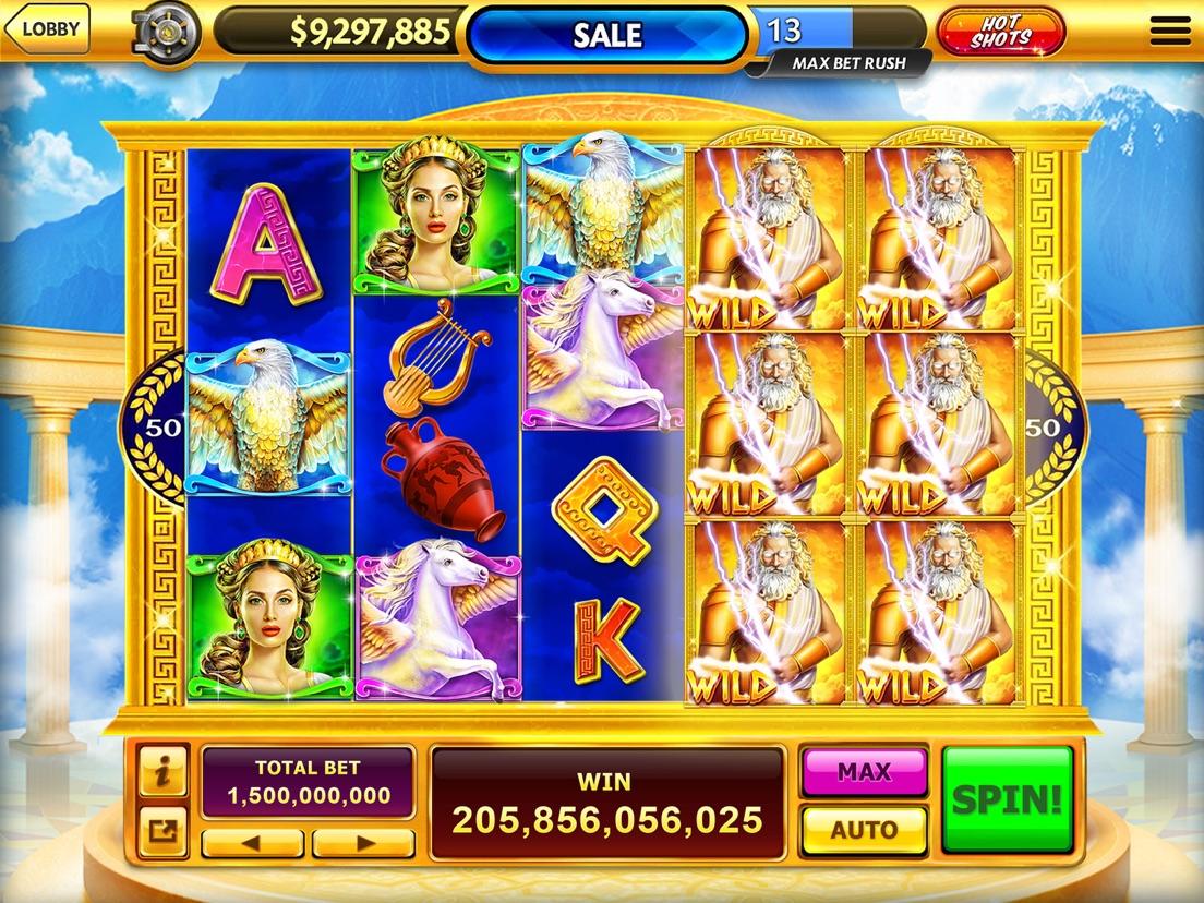 Golden jungle slot machine