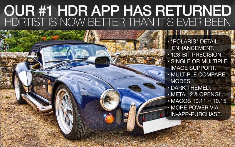 HDRtist Screenshot