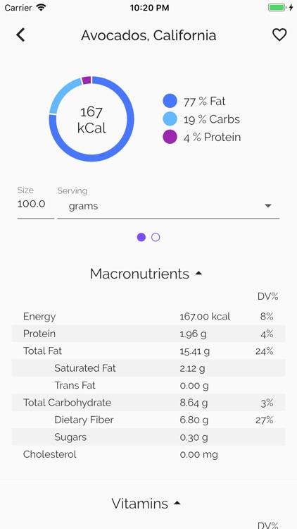 Foodster Pro screenshot-3