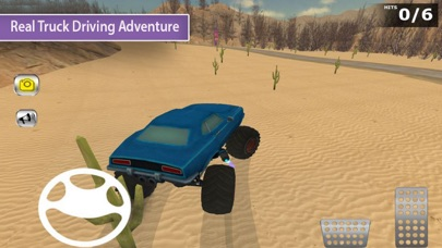 Truck 4x4 Driving Track screenshot two