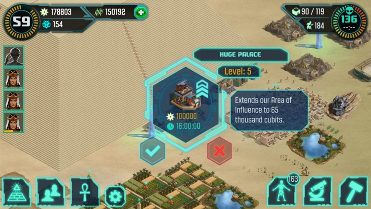Ancient Aliens: The Game screenshot-3
