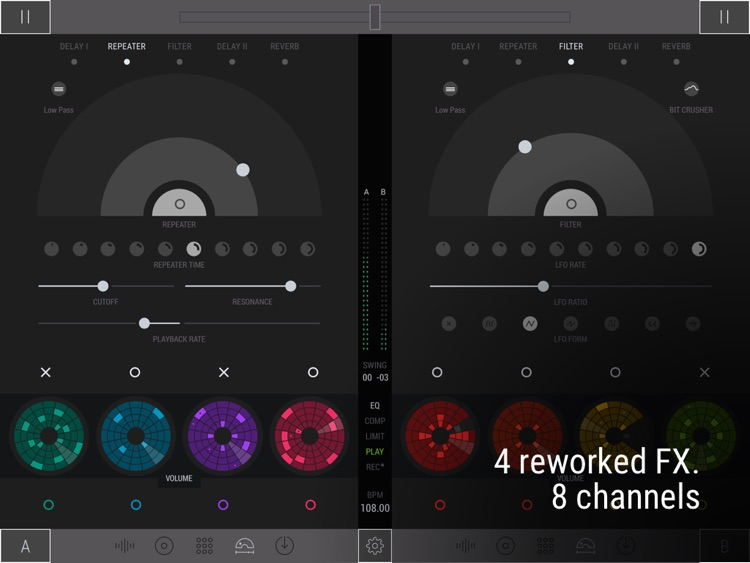 Loopseque 8 — beat performer screenshot-3