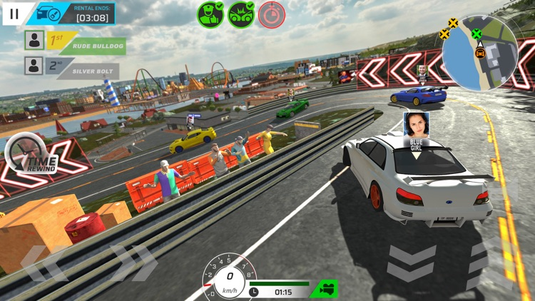 Car Drivers Online: Fun City screenshot-3
