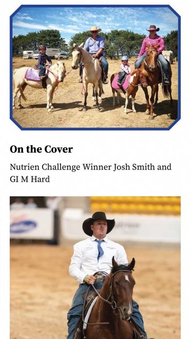 Australian Performance HorseScreenshot of 3