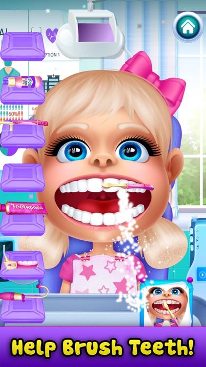 Dentist Care Games screenshot-4