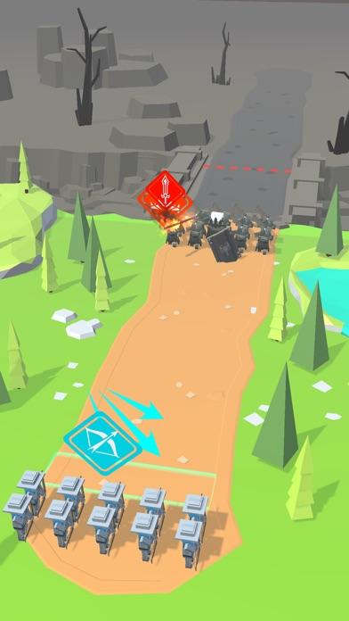 Archery Battle 3D screenshot 3