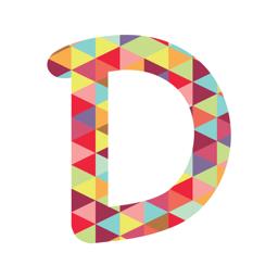Ícone do app Dubsmash - Videos & Music