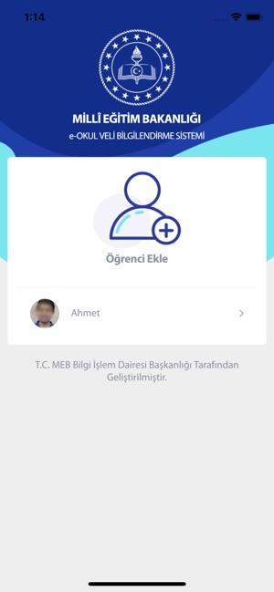 Meb E Okul Vbs App Store Da