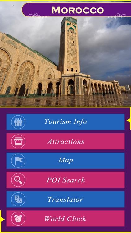 Morocco Tourist Guide