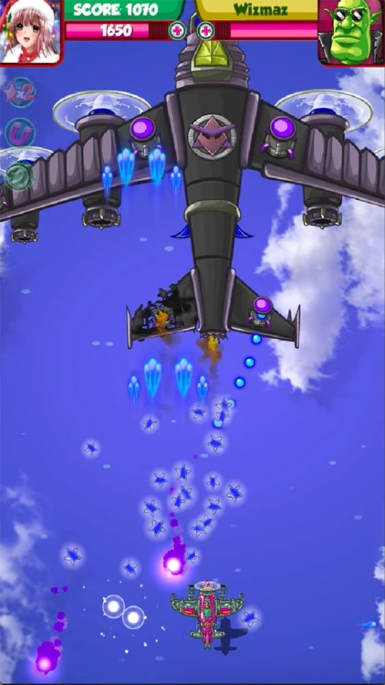 Air Combat: Galaxy Attack screenshot-5