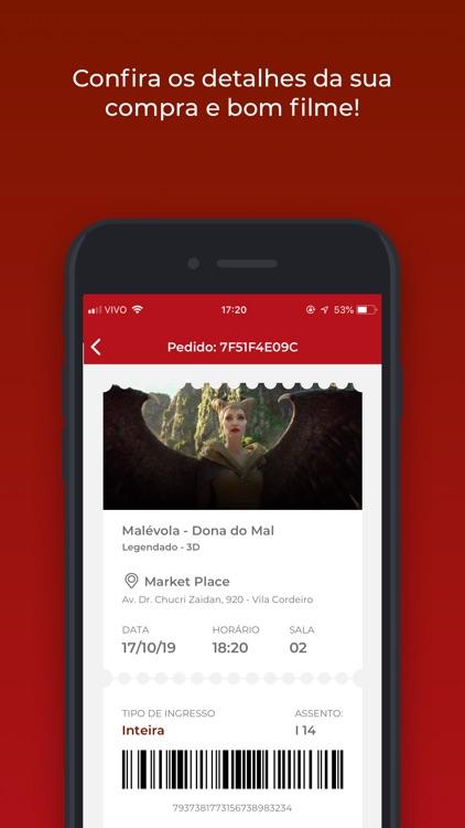 Cinemark Brasil screenshot-5