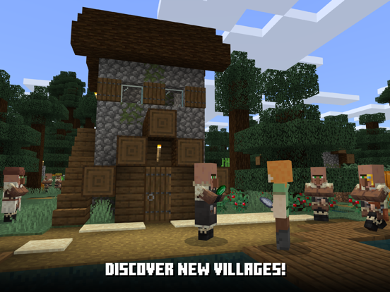 Minecraft – Pocket Edition screenshot 19