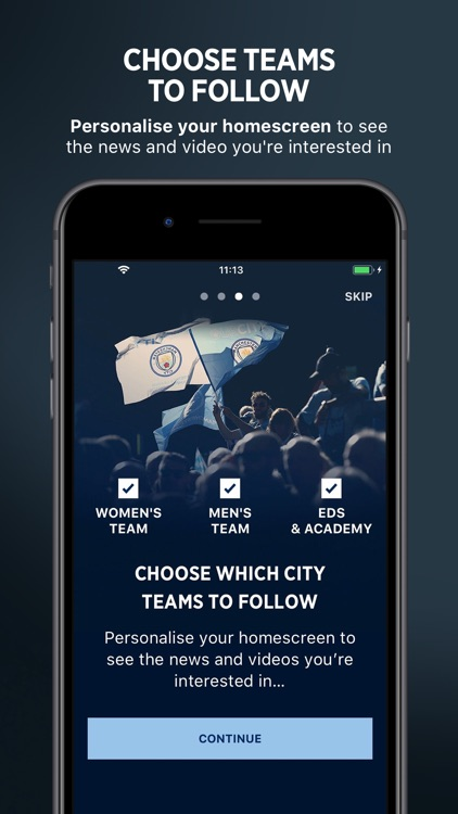 Manchester City Official App
