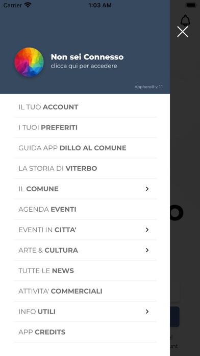 Screenshot of Visit Viterbo2