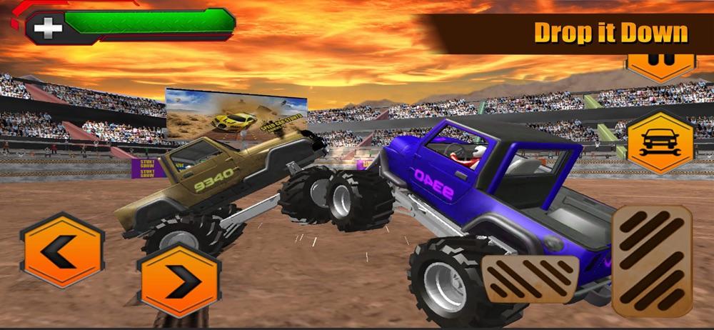 Monster Truck:Demolition Derby Cheat Codes